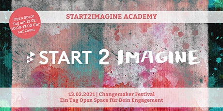Changemaker Festival – Ein Tag Open-Space für Dein Engagement Tickets