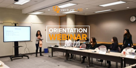 ventureLAB Orientation (Webinar) tickets