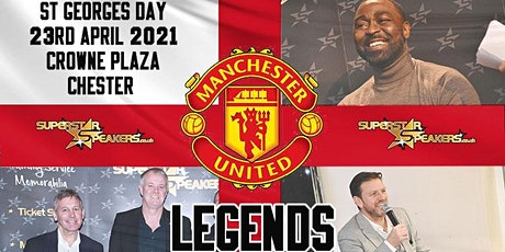 Manchester United Legends Tour 2021 - Chester tickets