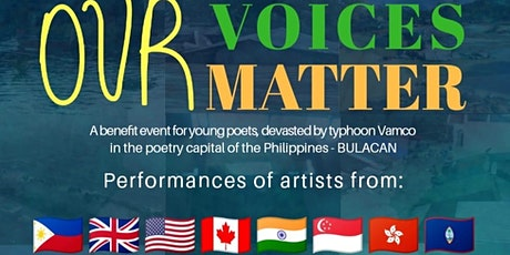 SocietyX: Our Voices Matter tickets