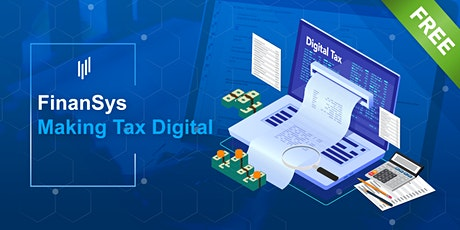 FinanSys Making Tax Digital- Are you compliant for Phase 2 in 2021? tickets