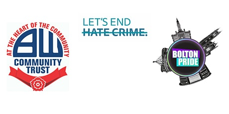 Copy of Hate Crime Awareness Partnership Project tickets
