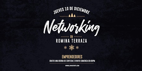 Hacemos NETWORKING en León  $100 pesos entradas