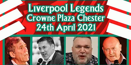 Liverpool Legends Tour - Chester tickets