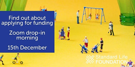 Standard Life Foundation drop-in morning tickets