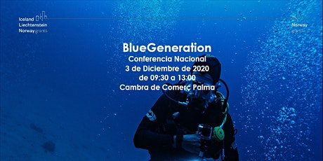 Conferencia BlueGeneration entradas
