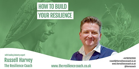 How to build your resilience tickets