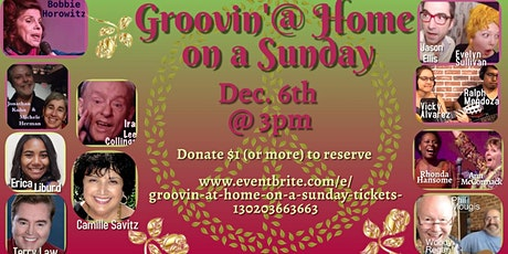Groovin' at Home on a Sunday tickets