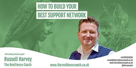 How to build your best support network tickets