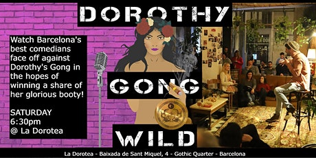 Dorothy Gong Wild! tickets