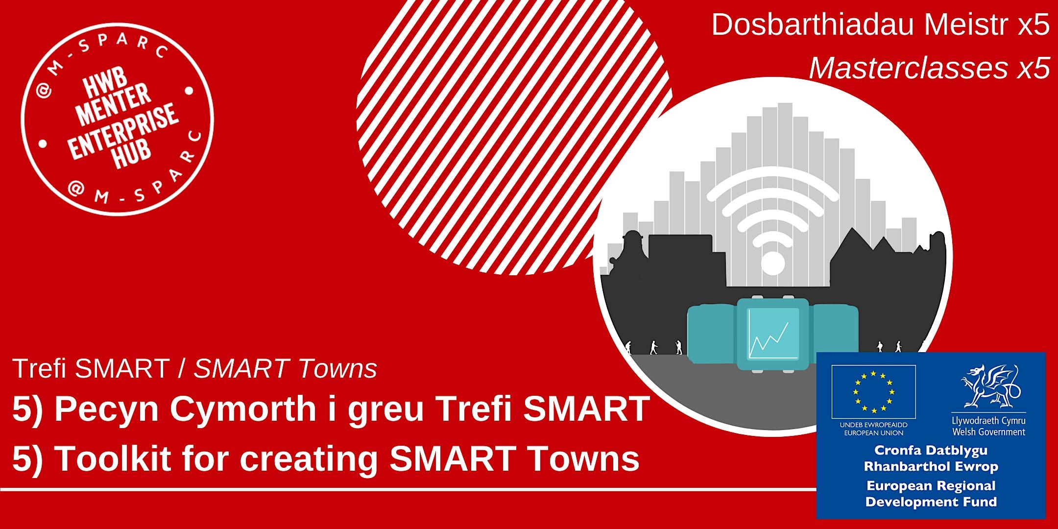 Trefi SMART-Pecyn Cymorth/SMART Towns-Toolkit