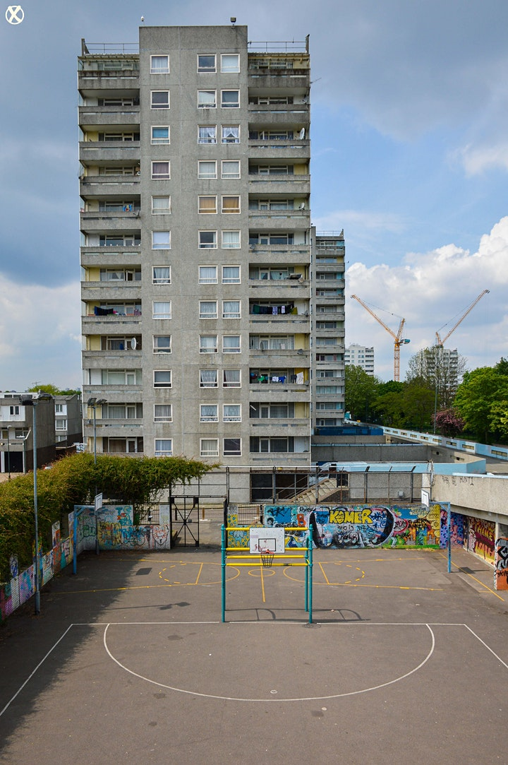 Thamesmead : New Towns and High Rises - an urban history of Britain image