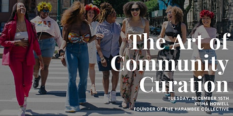 The Art of Community Curation tickets