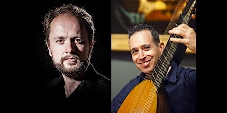 Florian Just in concert met luitist Israel Golani (2e concert) tickets