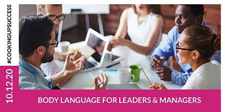 Body Language for Leaders tickets