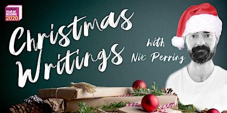 Christmas Writings - Workshop with Nik Perring tickets