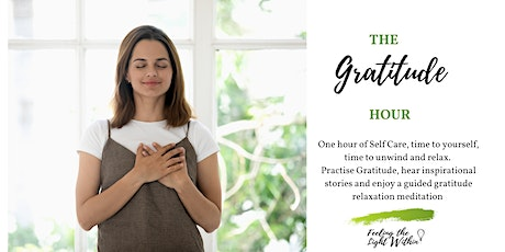 The Gratitude Hour (4 Block Sessions) tickets