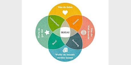 IKIGAI  - Mein ganz persönlicher Purpose - mit Neue Narrative Magazin Tickets