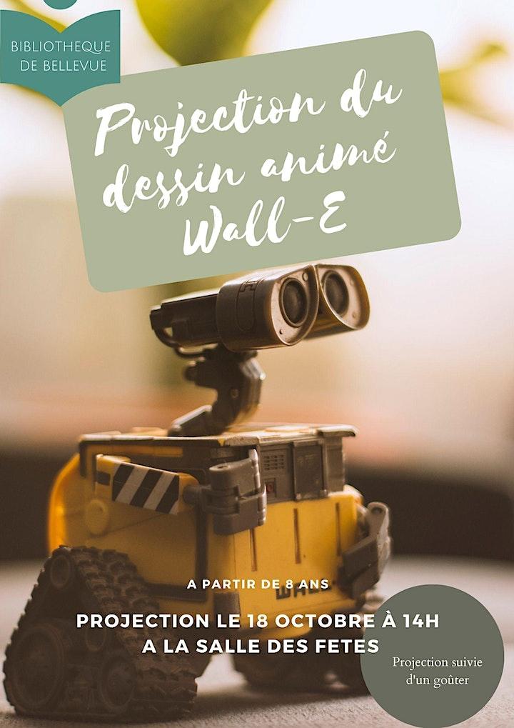 Image pour Projection du dessin animé : Wall-E