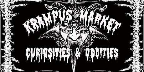 The Essential Krampus Oddities Market & Food Drive tickets
