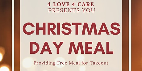 Christmas Day Meal tickets