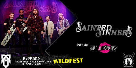 Sainted Sinners + All I Know (Melodic Hard Rock) tickets