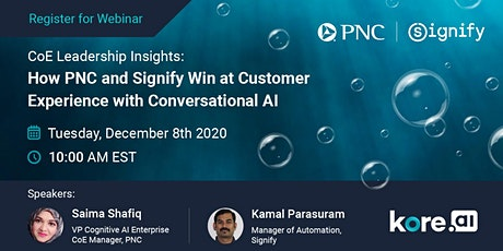 How PNC and Signify Win at Customer Experience with Conversational AI tickets