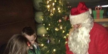 Santa Visit tickets