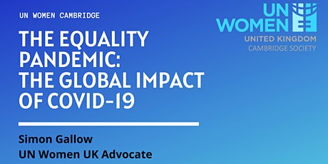 The Equality Pandemic: The Global Impact of COVID-19 tickets