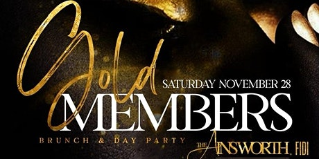 James St Patrick Presents Gold Members Brunch ( GMB) tickets