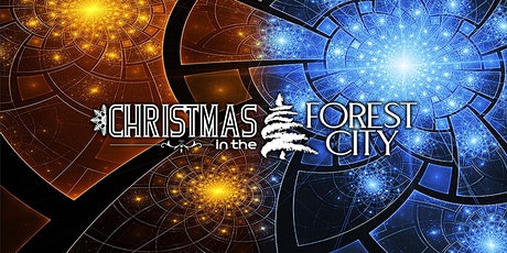 Christmas in the Forest City December 20 tickets