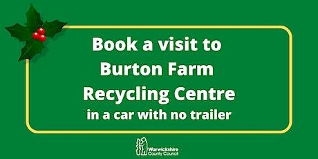 Burton Farm - Friday 4th December tickets