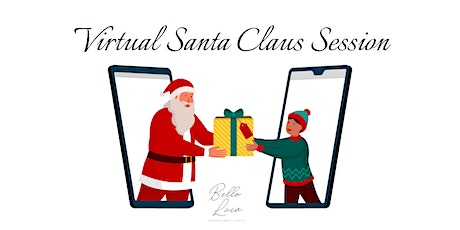 Virtual Story Time Event With Santa Claus tickets