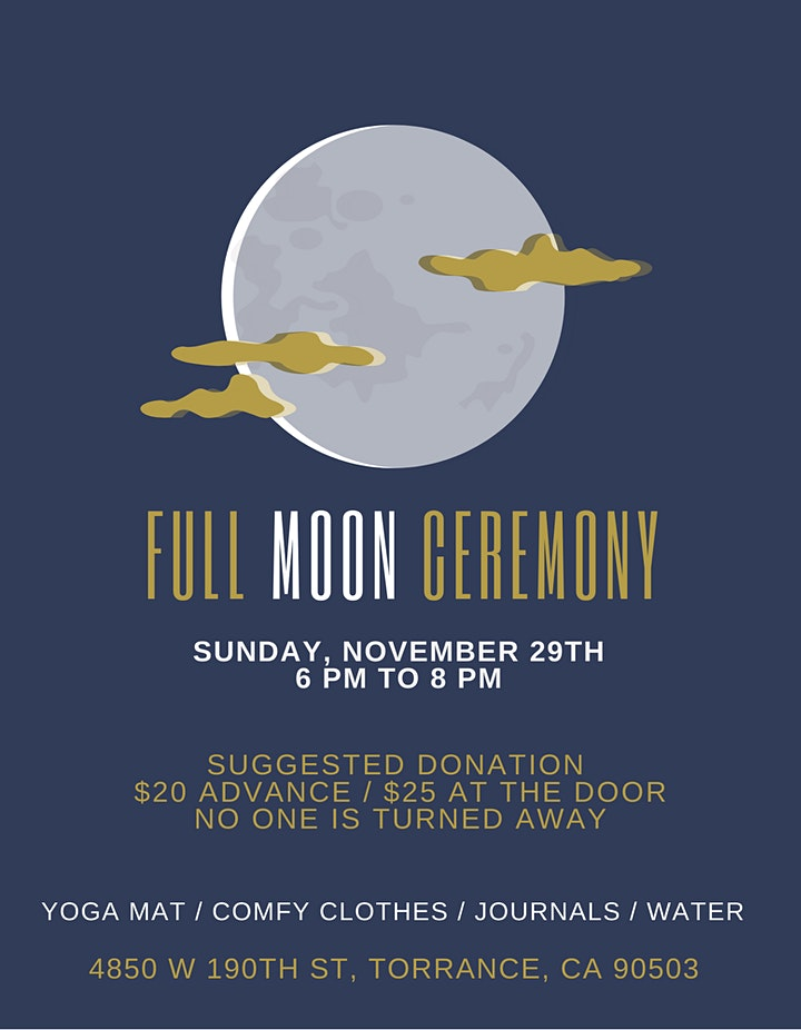 Full Moon Ceremony image