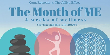The Month of Me (Taster Session 2nd December only) tickets