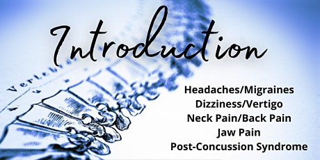 Introduction to Foundational Chiropractic tickets