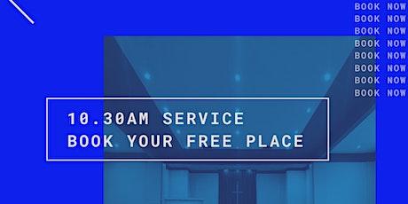 10.30am Service tickets