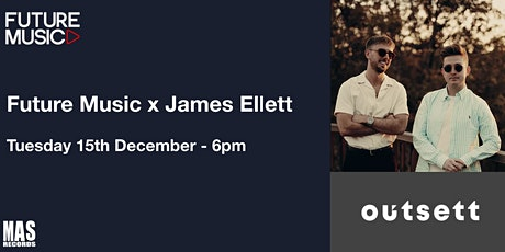 Future Music Masterclass - A&R James Ellett tickets