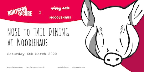 Northern Cure Nose To Tail Dining @ Noodlehaus #2 tickets