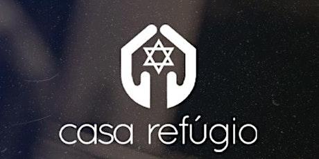 Fundação da Associação Casa Refúgio e Encontro do núcleo   - Curitiba ingressos