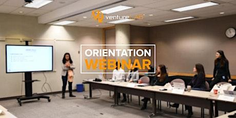 ventureLAB Orientation (Webinar) tickets
