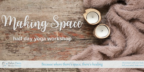 Making Space half day workshop (January) tickets