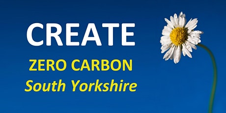 Create Zero Carbon South Yorkshire tickets
