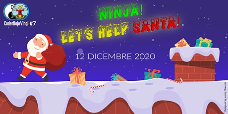 CoderDojo Vinci #7 - Ninja, Let's Help Santa! biglietti