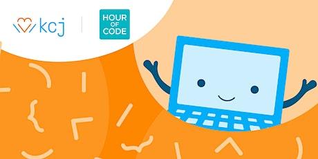 Heure de Code - Faisons connaissance avec Scratch  - en ligne ! billets