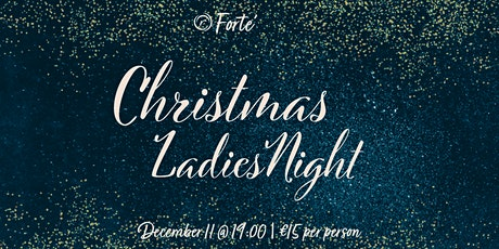 Christmas Ladies Night tickets
