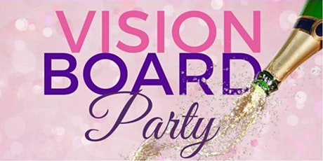 Live On Purpose Vision Board and Manifestation Party tickets