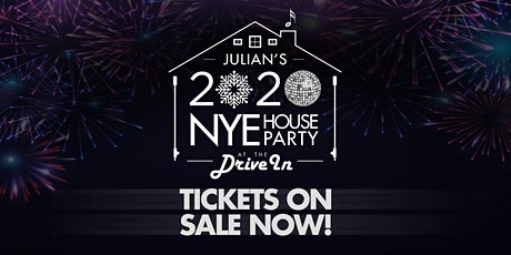 House Party @ The Drive-In New Year's Eve Bash 2020 tickets