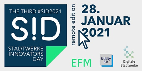 Stadtwerke Innovators-Day 2021- Remote Edition Tickets