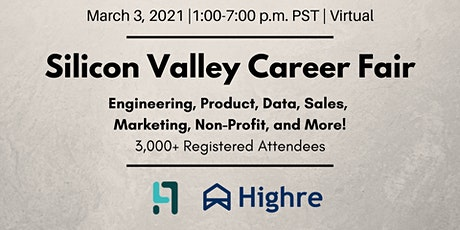 Silicon Valley Career Fair tickets